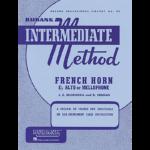 rubank inter horn method