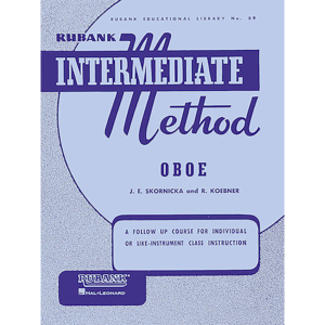 rubank intermediate oboe method