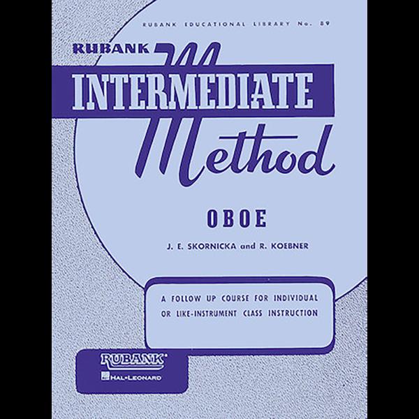 rubank intermediate oboe method