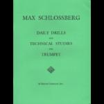 schlossberg daily drills-tech studies for trumpet