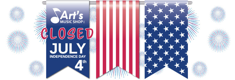 july 4 banner-closed