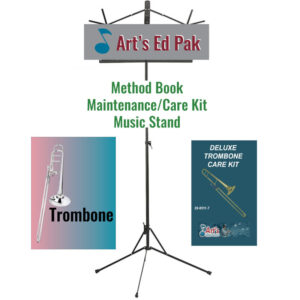 art's trombone ed pak