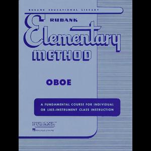 rubank elementary oboe