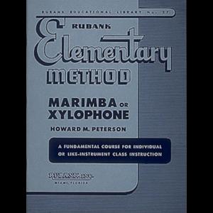 rubank elementary marimba