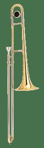 basic rental trombone lacquer