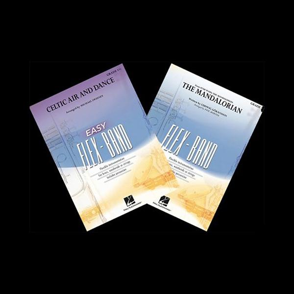Flex-Band Series by Hal Leonard